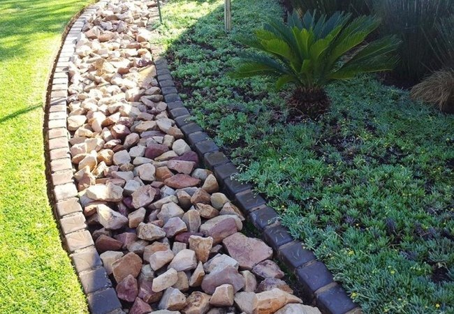 Many people experience drainage problems in their property